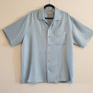 Mens button up shirt with a beautiful texture